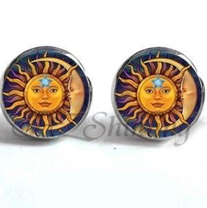 🆕️Sun and Moon mini earrings